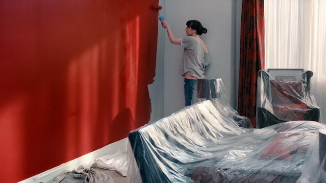 Loại sơn tốt trong nhà