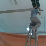 Thợ sửa chữa trần vách thạch cao tại Hà Nội