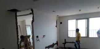 Nhận đập phá tường nhà tại Hà Nội