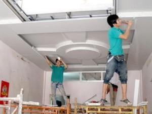 thợ trần thạch cao hà nội