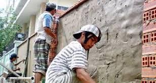 Thợ trát tường và lát nền hà nội