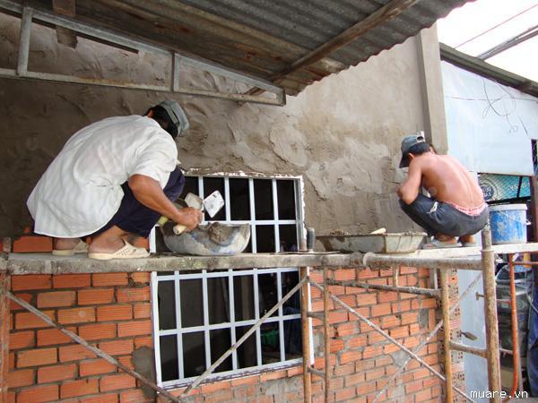 Dịch vụ sửa chữa, cải tạo, cơi nới nhà ở dân dụng