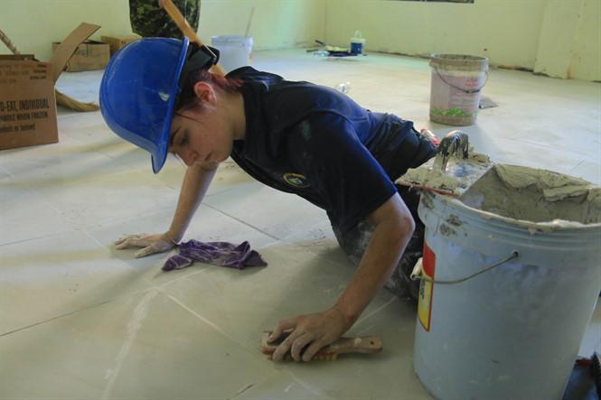 Thợ ốp lát gạch, thợ lát nền nhà, cải tạo nhà ở Thanh Xuân