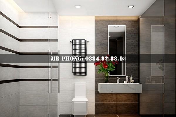 Hướng dẫn chọn gạch ốp lát nhà vệ sinh đẹp 6
