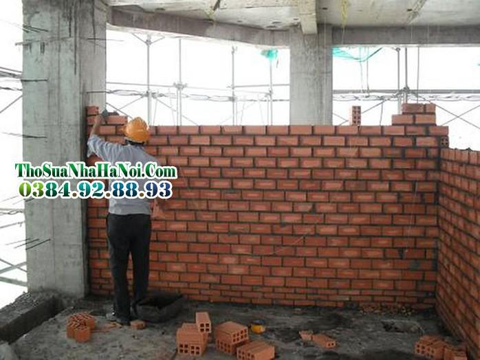Phân loại và kỹ thuật chung đối với tường trong xây dựng