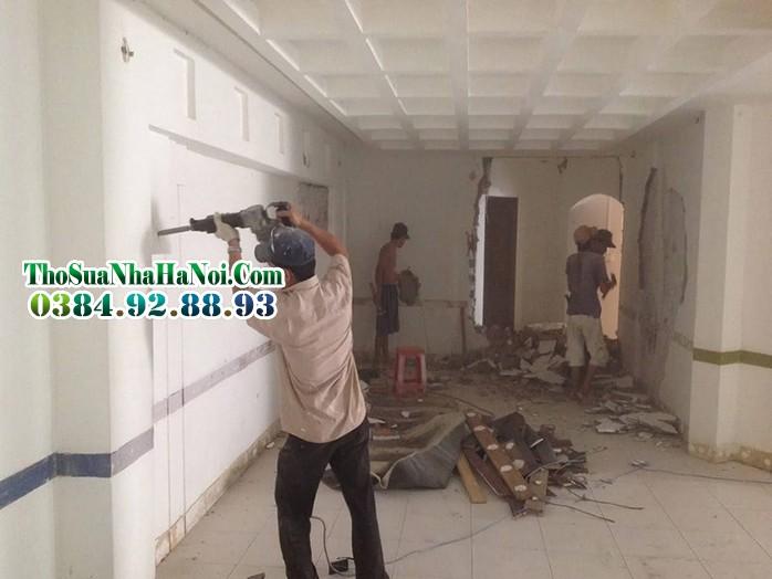 Giải pháp xử lý tường nhà bị nứt