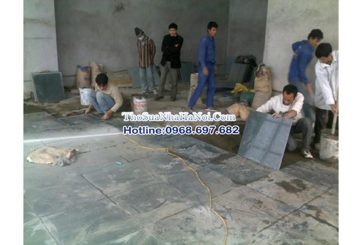 Nhận sửa chữa, lát nền nhà tại Hoàng Mai, Hà Nội