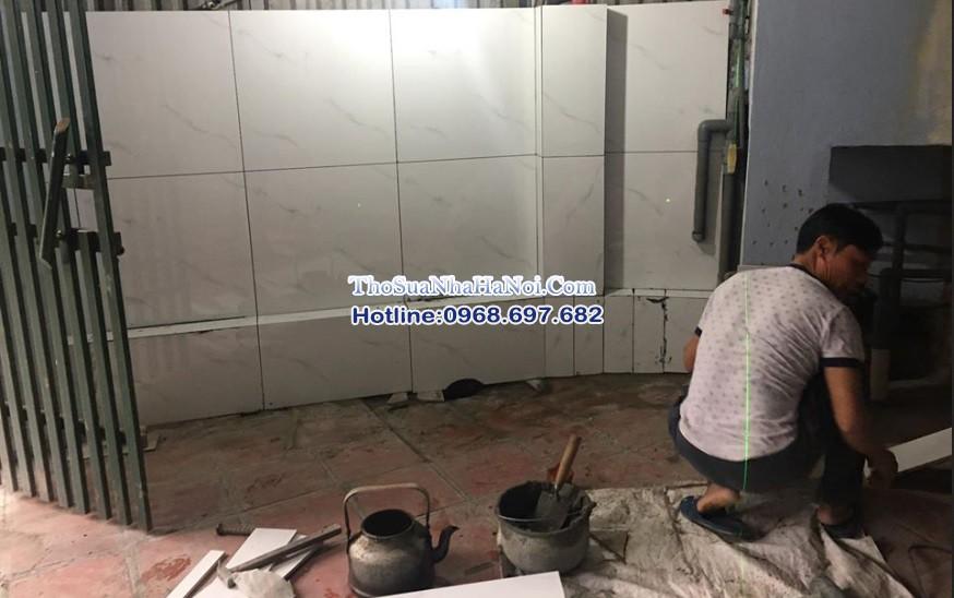 Chuyên cung cấp thợ nhân công ốp lát tại các tuyến phố, nội thành Hà Nội