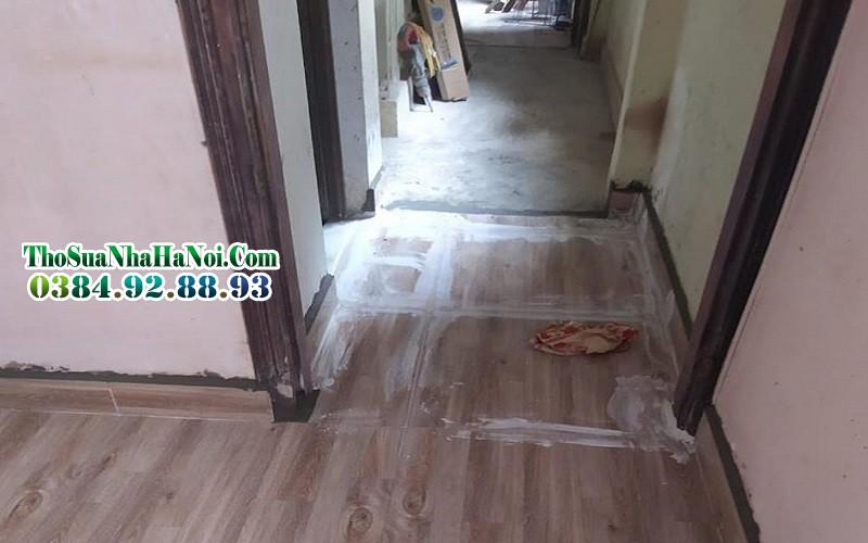 Nhận sửa chữa ốp lát chống thấm dột tại Hà Nội