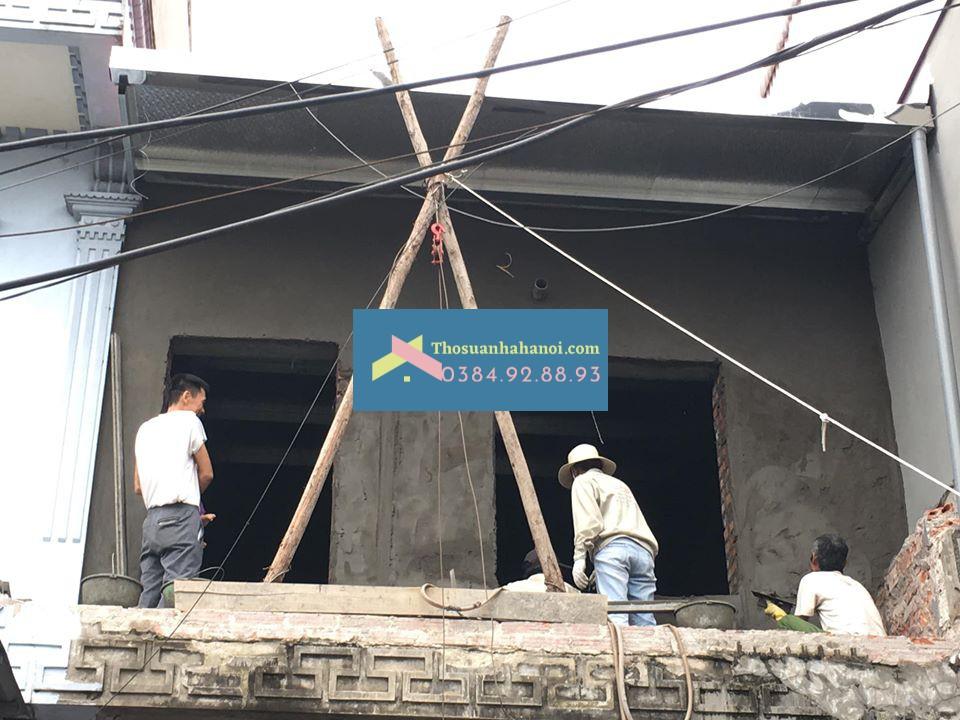 Thợ sửa chữa cải tạo nhà ở dân dụng tại Hà Nội