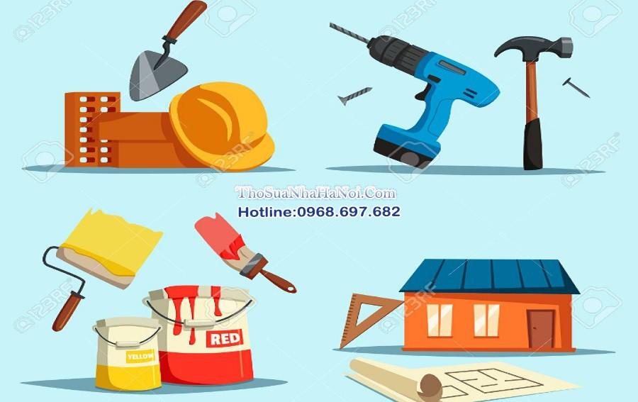 Dịch vụ sửa chữa cải tạo, xây dựng nhà ở dân dụng tại Quận Thanh Xuân