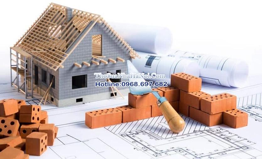 Đội thợ nề nhận sửa nhà giá rẻ, cải tạo nhà ở quận Thanh Xuân