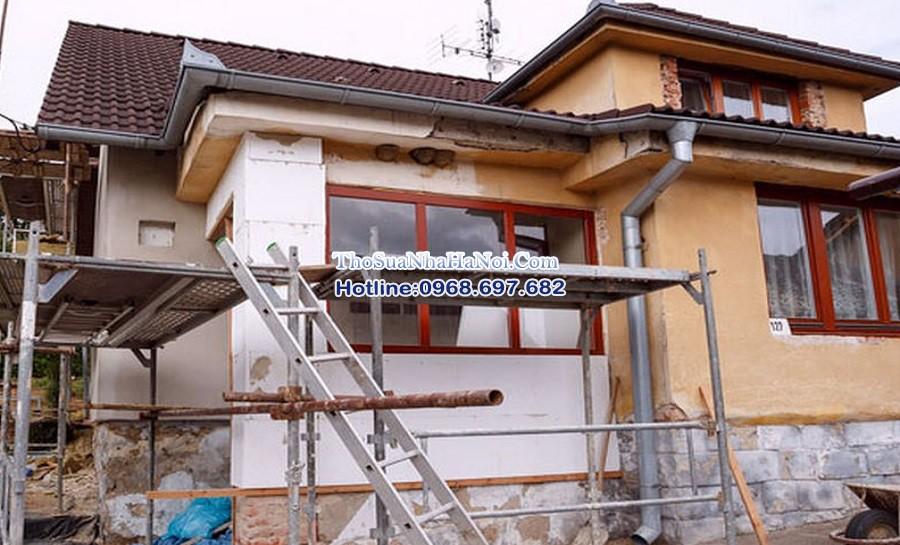 Đội thợ sửa nhà nhanh giá rẻ, thợ xây trát tại Thanh Trì