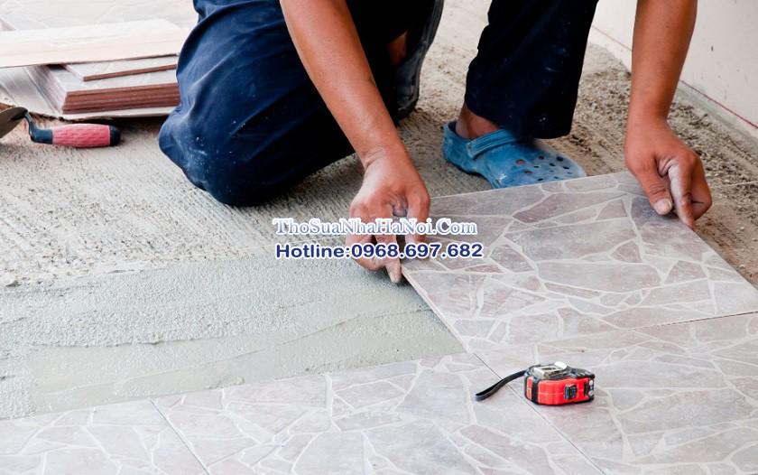 Báo giá tiền công thợ lát nền nhà tại Hà Nội 2020