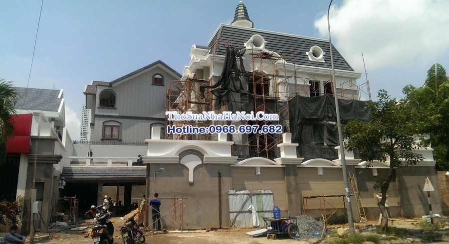 Nhận xây nhà phố, nhà cấp 4 tại Hà Nội