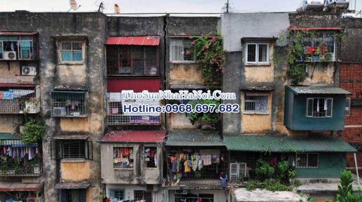 Thợ cải tạo nhà chung cư nhanh giá rẻ tại Hà Nội